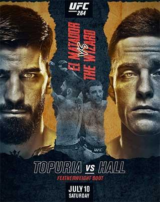 Debut de Ilia Topuria en la UFC